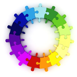 All the puzzle pieces fitting perfectly together for a good working company because all the shareholders are in common vision because of the shareholder agreement accomplished by the commercial lawyers of Gavel and Page.